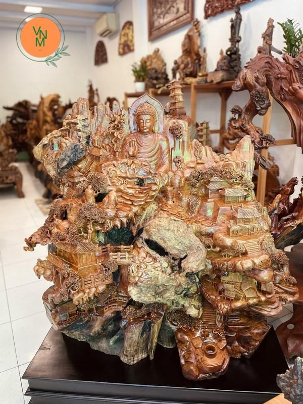tuong go bai phat 5